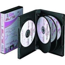 GÖRGŐHÖZ ELITE DVD DVD Giro D'Italia Collection 2007