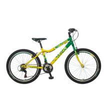 "KRP 24"" Geronimo sárga/zöld"
