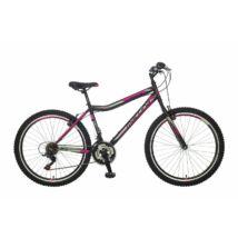 """KRP 26"""" Maccina Sierra szürke/pink női L, 44"""