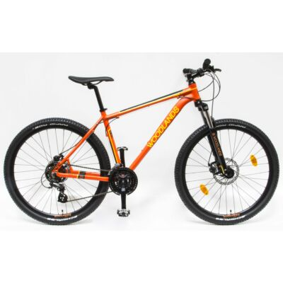 KRP WOODLANDS PRO 27,5/18 MTB 1.1 21SP M NARANCS